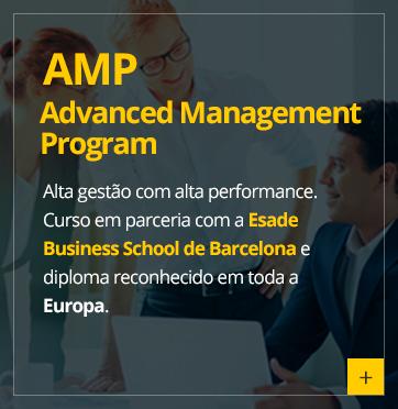 Alta gestão com alta performance. Curso em parceria com a Esade Business School de Barcelona e diploma reconhecido em toda a Europa.