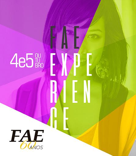 FAE Experience: o primeiro passo do seu futuro!