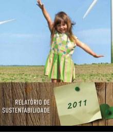Relatório de Sustentabilidade 2011