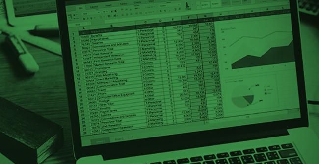Microsoft Excel Básico - São José dos Pinhais