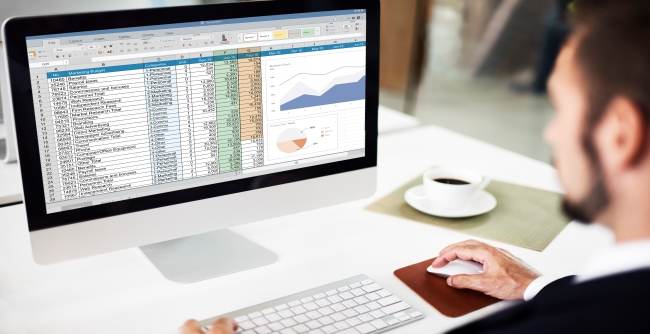 Dashboard Empresarial - Microsoft Excel