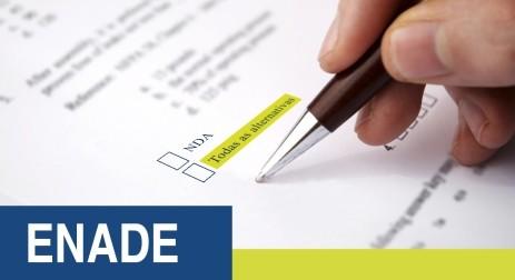 Ex-alunos da FAE que participaram do Exame em 2014 têm até o dia 18 de março para se inscrever