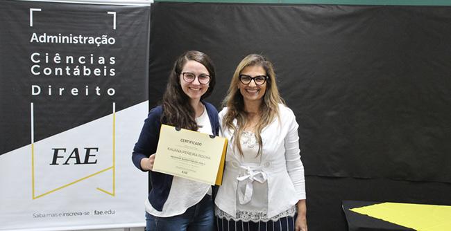 Estudantes do campus São José dos Pinhais foram homenageados