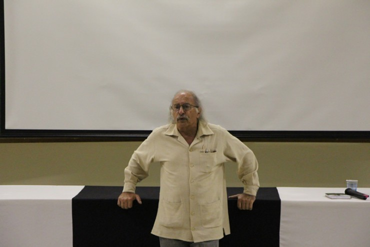 O palestrante Jamil Zugueib Neto.
