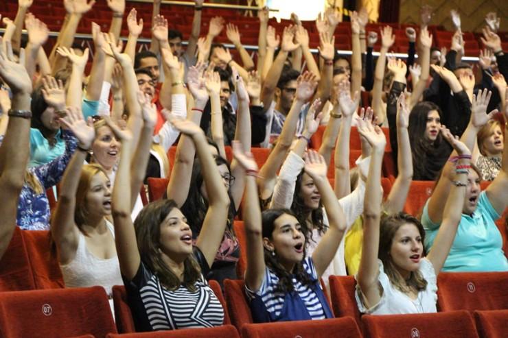 #IntegraCalouro promoveu atividades recreativas e culturais.