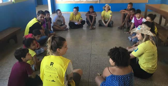Confira um resumo da participação de alunos e de professores na Operação Rondônia Cinquentenário