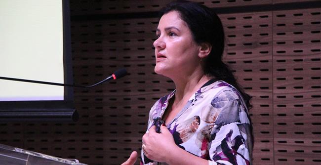 FAE promove palestra com a advogada e mestra em educação Rosiane Follador Rocha Egg