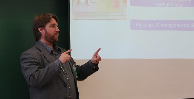 Feira oferece informações sobre estudos no exterior