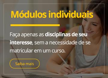 Módulos Individuais - Curitiba teste