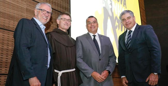Evento de lançamento da nova graduação contou com palestra do engenheiro da Tishman Spyer Luiz Henrique Ceotto