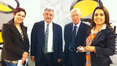 Neste domingo, às 19h30, na CWB TV, programa discute a competitividade das empresas brasileiras no cenário intenacional.