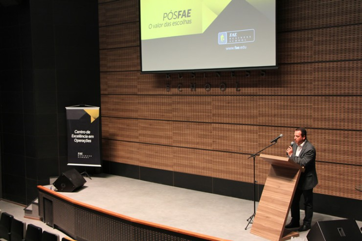 Francisco Ferraes lidera o projeto ao lado dos professores Alexandre Iwankio, Cristiane Monte Raso e Gilson Lopes.