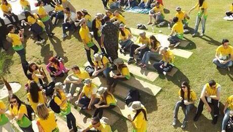 Rondonistas chegam a Minas Gerais. Ambientação antecede início das Operações.