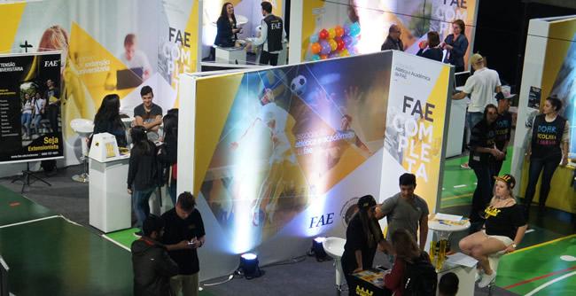 Evento promoveu centenas de atividades acadêmicas com foco em profissões