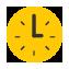 icone Duração e frequência