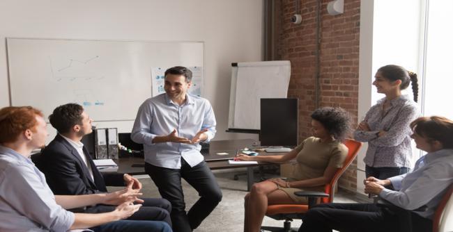 Líderes bem-sucedidos na gestão de mudanças possuem características em comum. Conheça quais são!