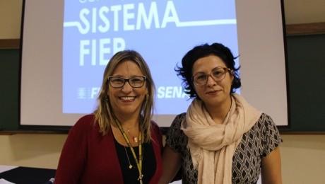 Michelli Stumm ministrou palestra para alunos da FAE a convite do curso de Ciências Econômicas