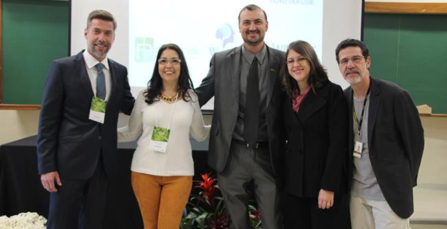 Evento reuniu profissionais e estudantes de várias regiões do Brasil para debater os tratamentos e a prevenção de transtornos alimentares e obesidade