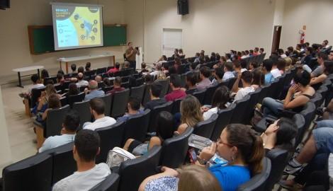 Alunos da Instituição conheceram o programa de estágios da multinacional