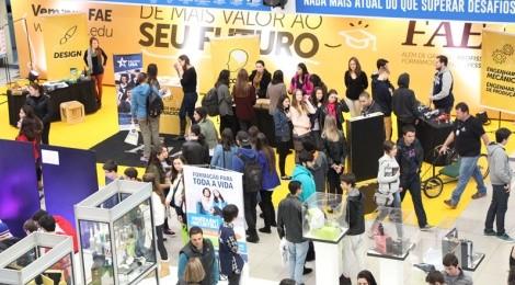 Estande da Instituição recebeu centenas de estudantes no último final de semana