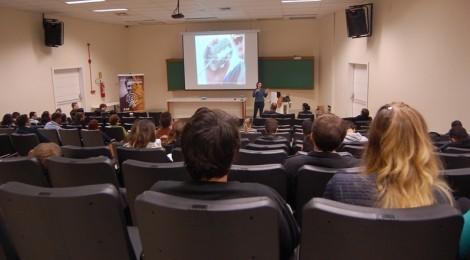Evento do curso de Administração promove palestras com dicas de carreira