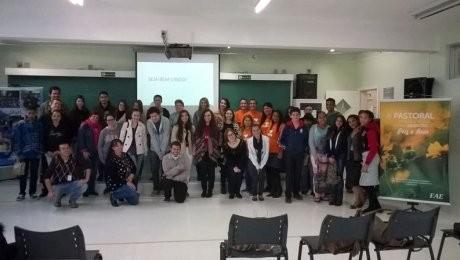 Evento ocorreu na Faculdade FAE São José dos Pinhais