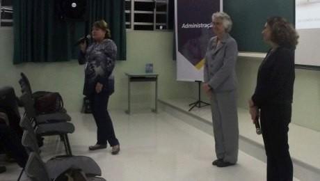 Vice-reitora da Universidade da Carolina do Norte (Greensboro, EUA) falou sobre carreira e intercâmbio cultural