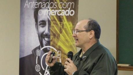 Coronel Tratz participou do evento Antenados com o Mercado, promovido pela FAE