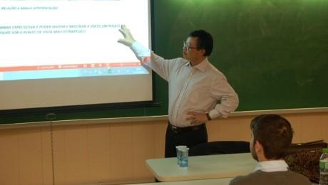 Evento foi conduzido por Paulo Takashi, que atua na multinacional desde 1985