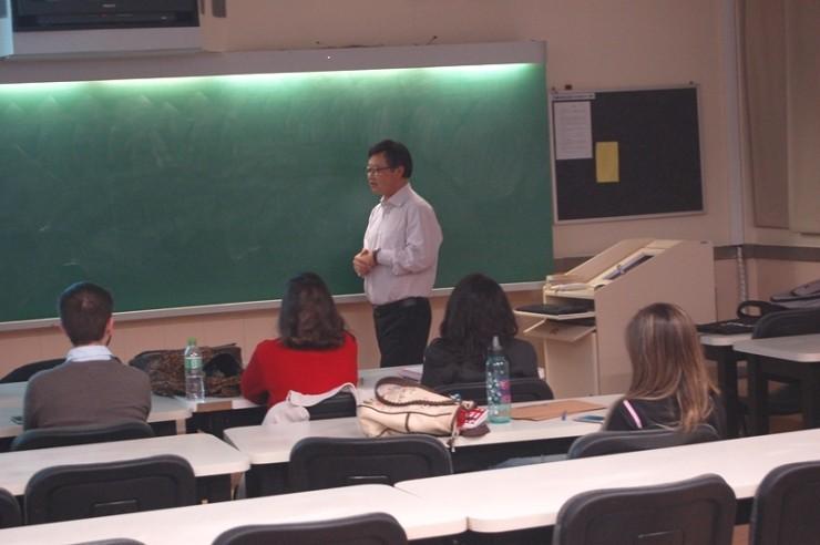 Paulo Takashi, diretor de Desenvolvimento Industrial para as Américas da Volvo.