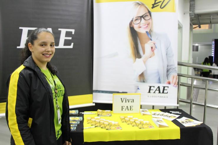 Colaboradora da Viva FAE.