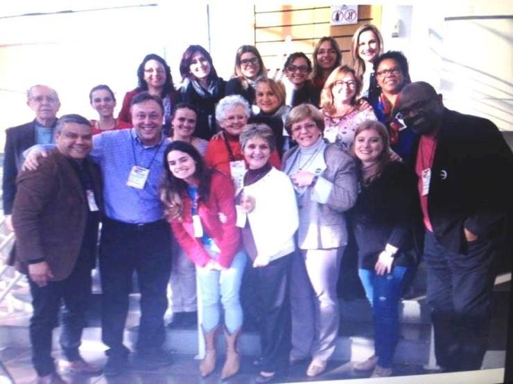 Participantes e colaboradores do ENAPA