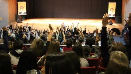 Participaram alunos do Ensino Médio do Bom Jesus e de outras 16 instituições de ensino
