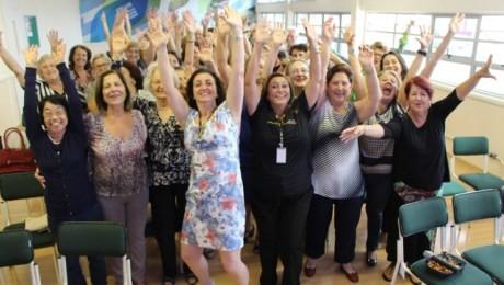 Projeto de Extensão da FAE procura integrar e ampliar a participação de idosos