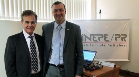 Instituição apresentou conteúdo sobre implantação de novos cursos