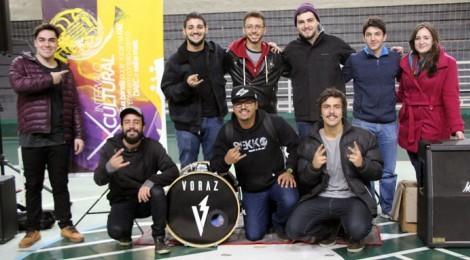 Primeira edição do evento organizado pelo DAEC contou com a banda Voraz