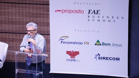 Evento internacional da FAE Business School e da Proposito Capital Humano apontou o futuro da direção executiva