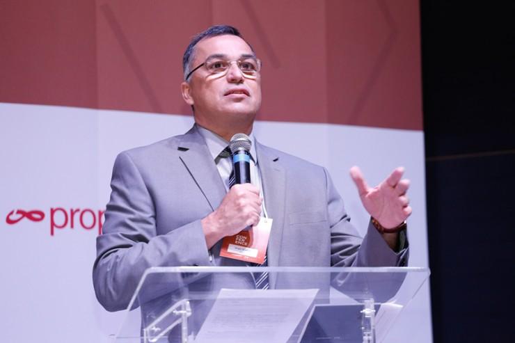 Jorge Apóstolos Siarcos, diretor-geral do Grupo Educacional Bom Jesus e reitor da FAE.