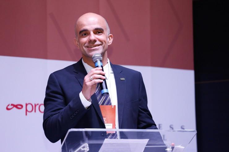 José Vicente Bandeira de Mello Cordeiro, diretor da Pós-graduação da FAE.