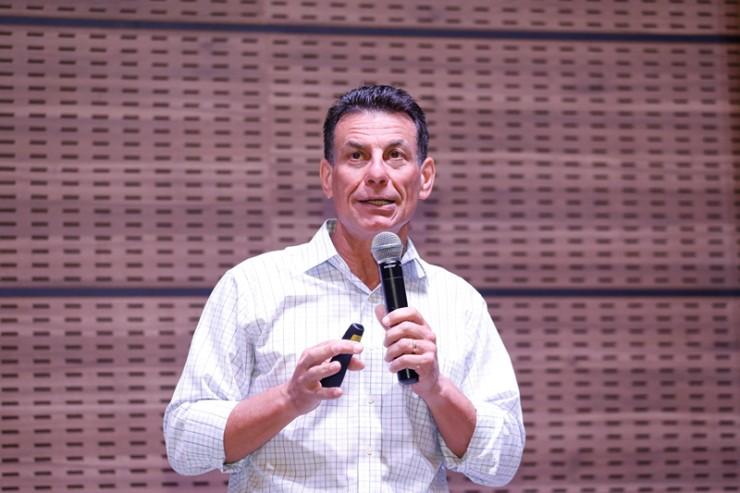 Giuseppe Musella, CEO da Ibema Papel Cartão.