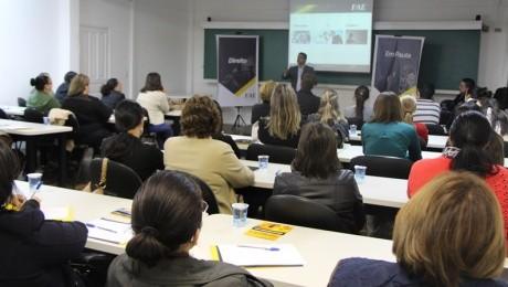 Recomendação marcou palestra sobre Direito trabalhista preventivo na Faculdade FAE São José dos Pinhais