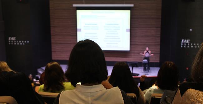 Saiba mais sobre a palestra promovida pelo curso de Educação Especial e Inclusiva da FAE