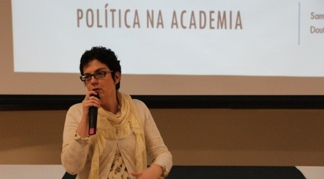 Tema foi o foco da palestra da doutora em Sociologia Samara Feitosa