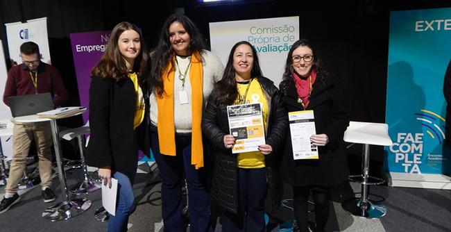 Campus recebeu evento FAE Completa e, em parceria com o jornal O Popular, 1.º Fórum Araucária