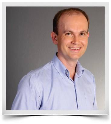 Fabiano Goldacker, professor da Faculdade FAE Blumenau.