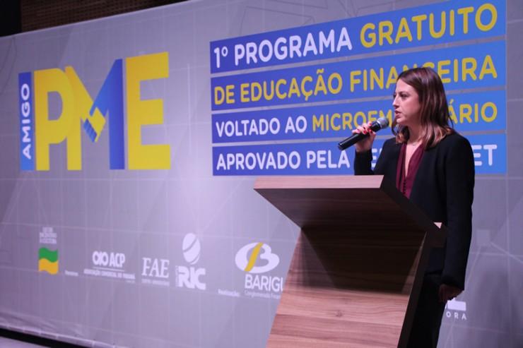 Maria Teresa Fornea, diretora da Barigui Companhia Hipotecária.