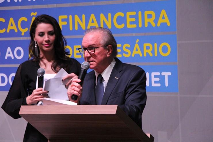 Glaucio José Geara, vice-presidente da Associação Comercial do Paraná.