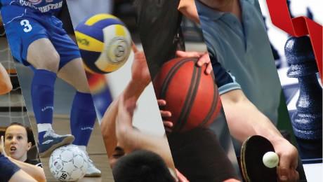 Modalidades esportivas movimentam alunos na FAE Curitiba e SJP.