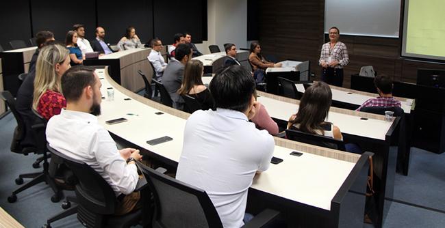 Iniciativa reúne profissionais e recém-formados da Instituição para agregar valor na carreira por meio da troca de experiências