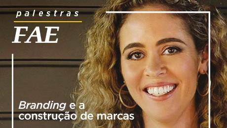 Evento ocorrerá no dia 8 de novembro com a especialista em branding, Viviane Camargo